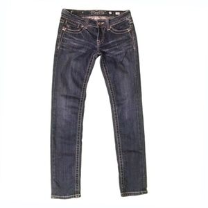 Miss Me Skinny Jeans JP4788SKL Size 27